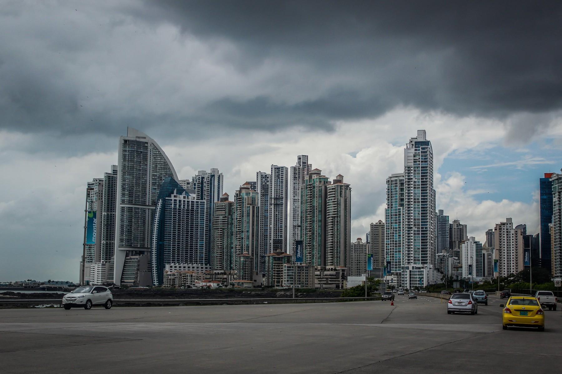 Dunkle Wolken ziehen über Panama auf - panamapapers panamaleaks